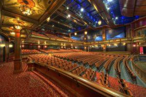 auditorium lighting