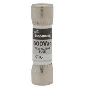 bussmann fast acting fuse electrical supply