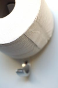generate electricity waste toilet paper