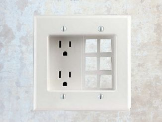 recessed outlets definition