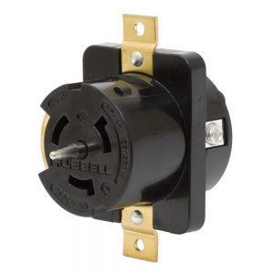 Hubbell Wiring Twist Lock