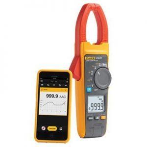 fluke digital electrical metering services