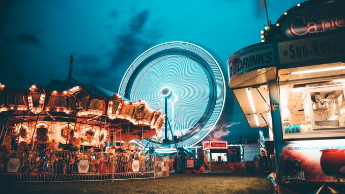 NEC Rules for Carnivals and Fairs