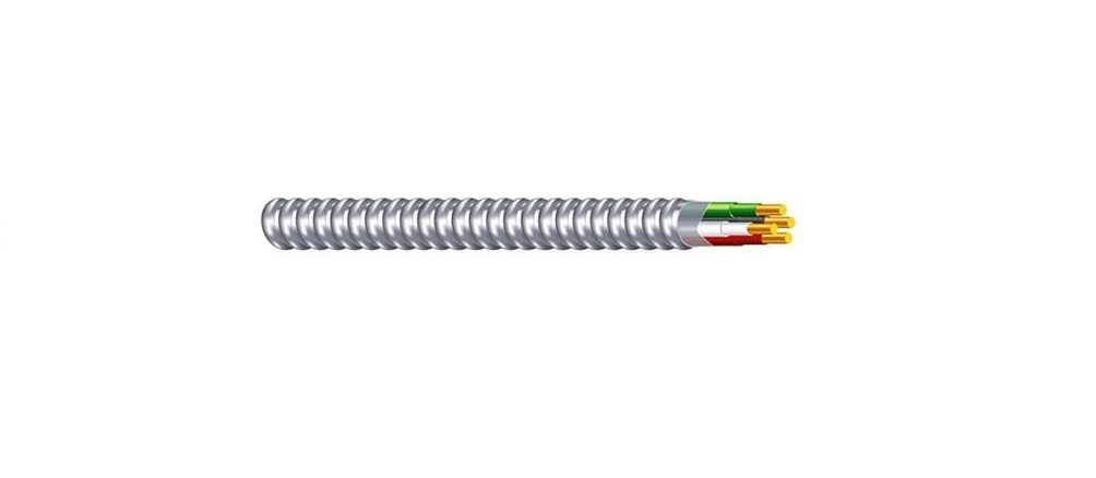 metal clad cable