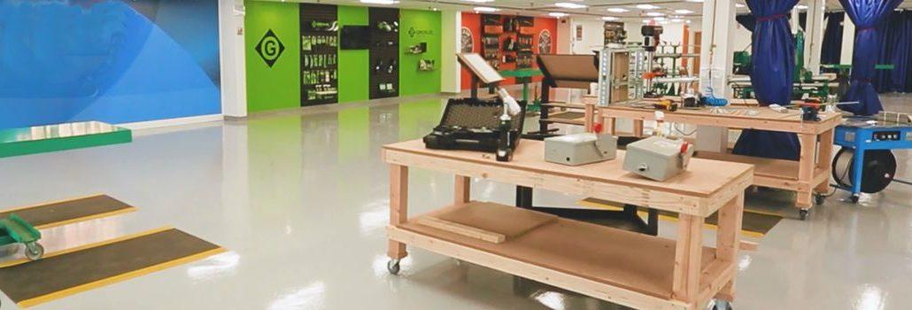 prefabrication facilities
